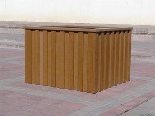 西安木塑花箱多少钱-价格实惠的吴忠花箱西安哪里有