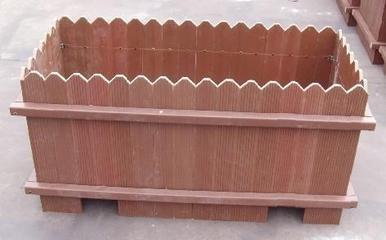 宁夏防腐木花箱定做-哪里能买到口碑好的吴忠花箱
