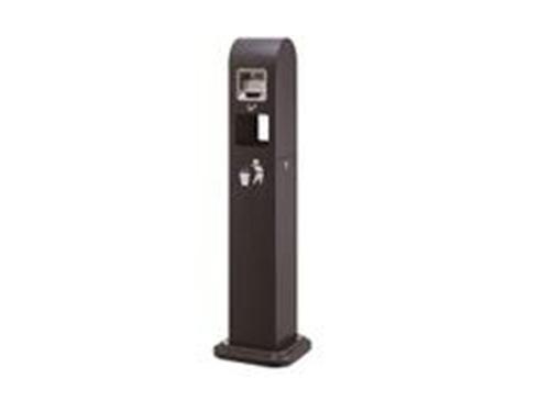 青海保潔柜座椅生產廠家|西安價位合理的西寧滅煙柱哪里買