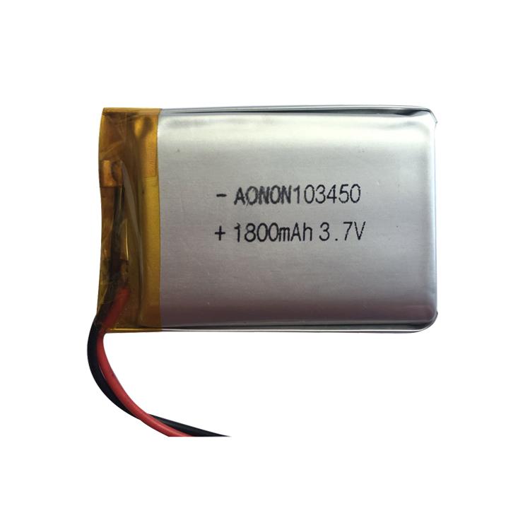 性价比高的103450-1800mAh聚合物电池在深圳哪里可以买到|销售103450聚合物电池