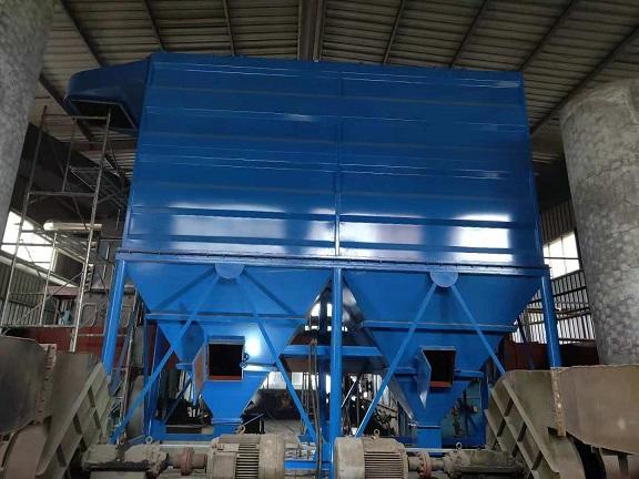 钦州布袋除尘设备厂家-广西海之源环保新款的布袋式除尘器出售