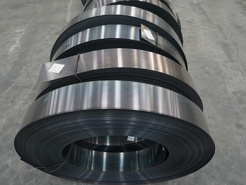 新疆钢带批发-供应临沂好的黑皮钢带