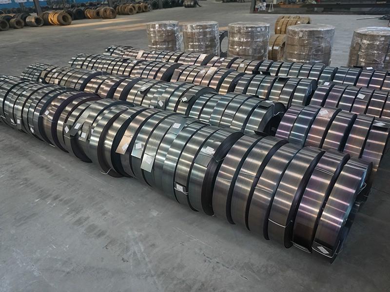 山西钢带批发-临沂销量好的黑皮钢带生产厂家
