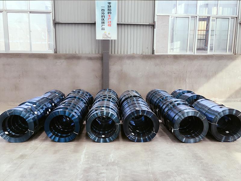 济宁烤蓝钢带厂家-山东不错的烤蓝钢带制造厂家