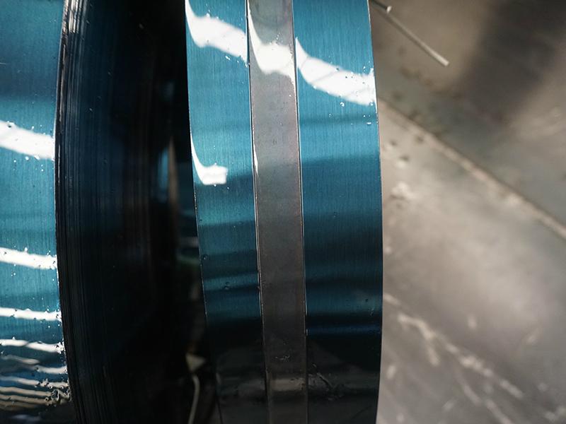 济宁烤蓝钢带厂家-如何选购合格的烤蓝钢带