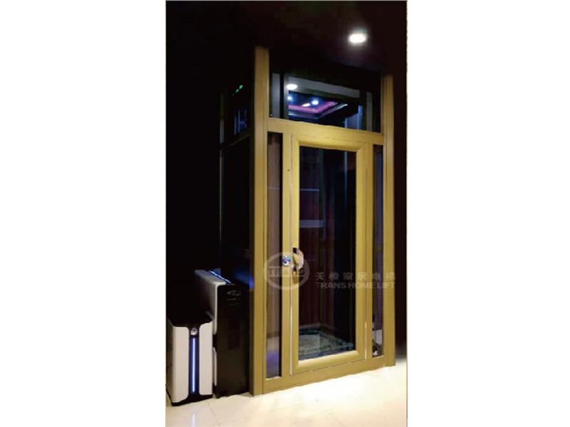 别墅电梯厂家 性价比高的别墅电梯当选天梭家居电梯