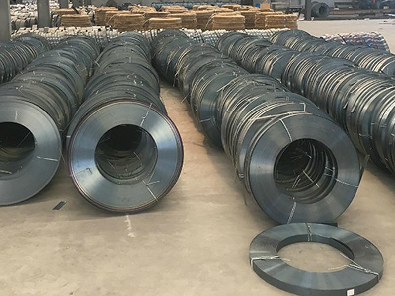水蓝钢带生产厂家|供应东方钢带好的水蓝钢带