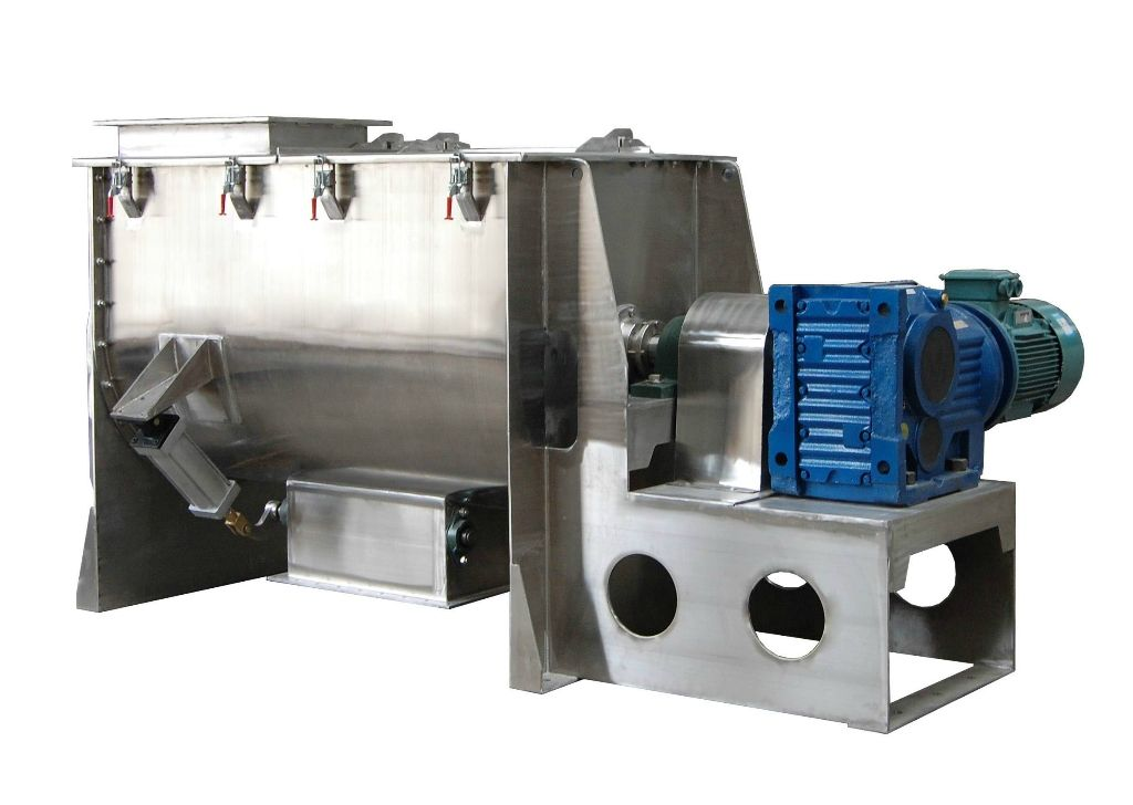 卧式螺带混合机厂家-高性价卧式螺带混合机供应信息