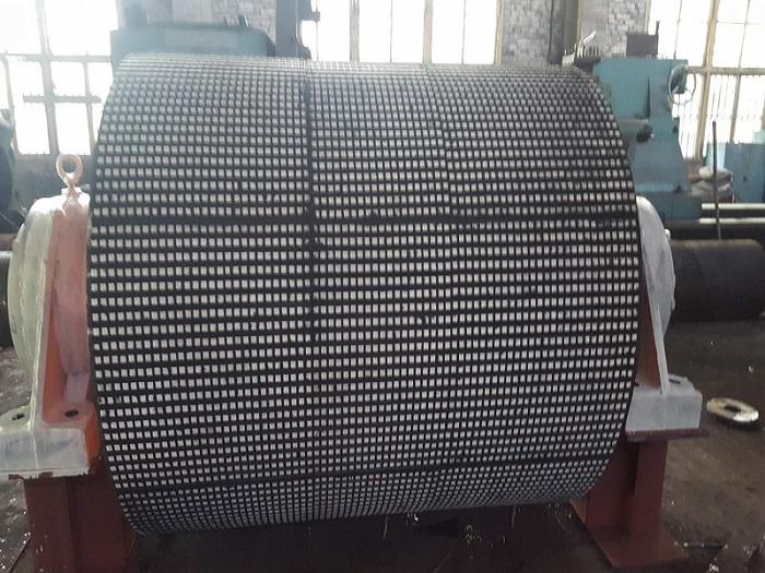 精瑞机械_不错的陶瓷滚筒包胶供应商 陶瓷滚筒包胶厂家批发