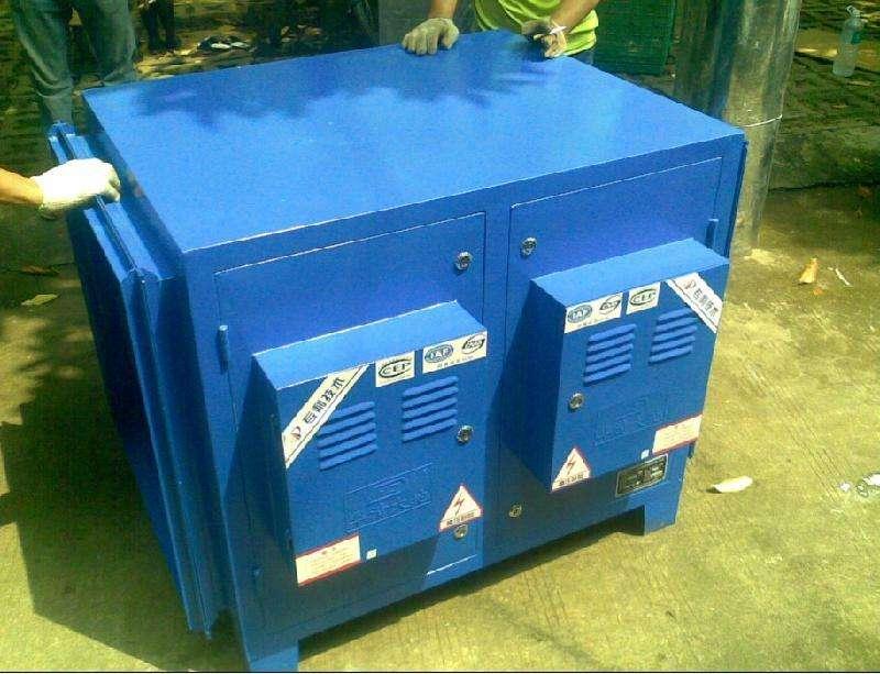 钦州油烟净化设备|广西海之源环保直销广西油烟净化器