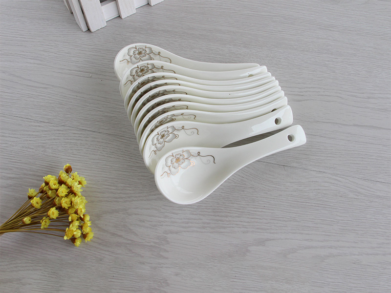 骨质瓷汤勺厂家-广东实惠的骨质瓷汤勺品牌