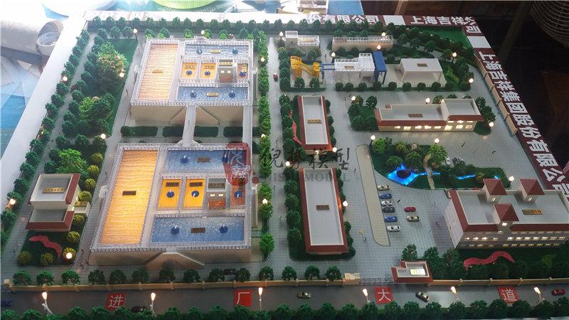 厂区规划模型,广西工业模型制作