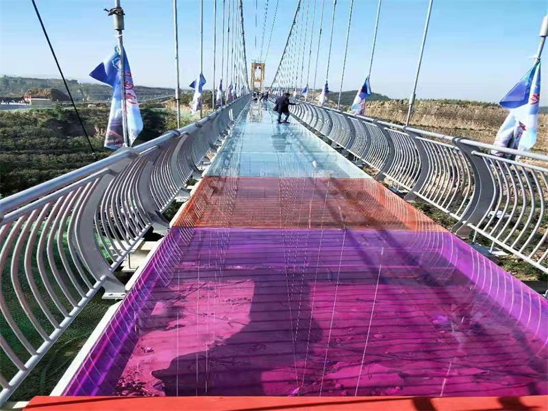珠海玻璃吊桥厂家-名声好的玻璃吊桥供应商