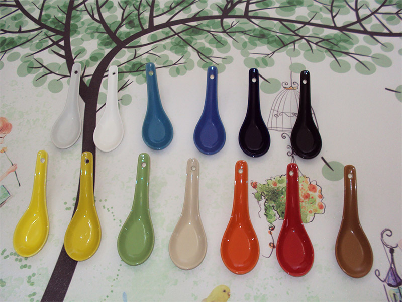 色釉瓷汤勺多少钱-哪儿有卖专业色釉瓷汤勺