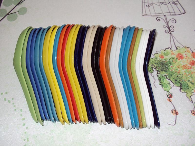 色釉瓷湯勺廠家|京瑞陶瓷可靠的色釉瓷湯勺銷售商