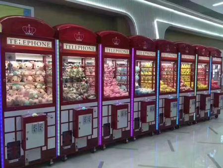 西安商场抓娃娃机厂家-西安哪里有供应价格实惠的娃娃机