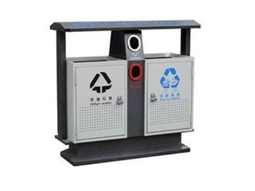 铸铝垃圾箱定制_高性价酒泉垃圾桶供销