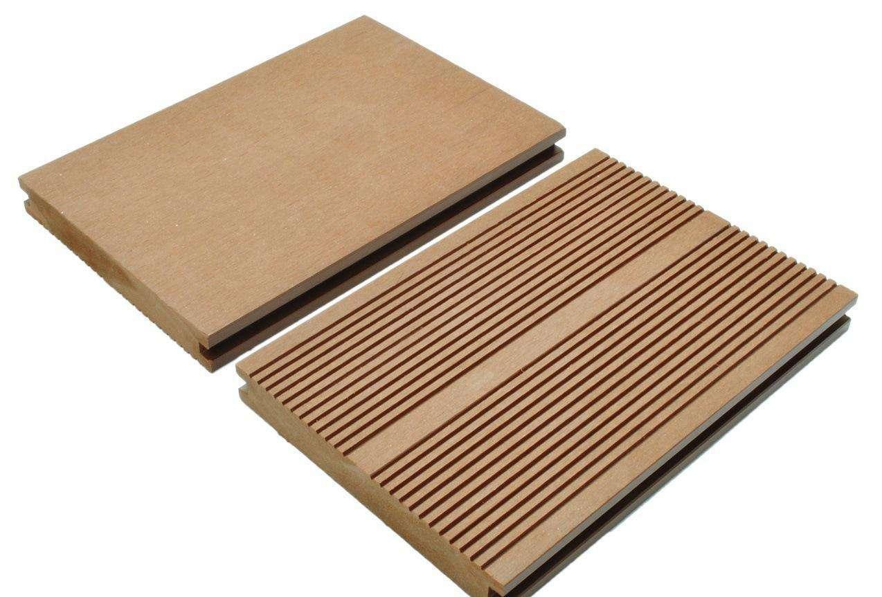 ASA共挤塑木地板价格|志诚塑木提供的榆林塑木地板好不好