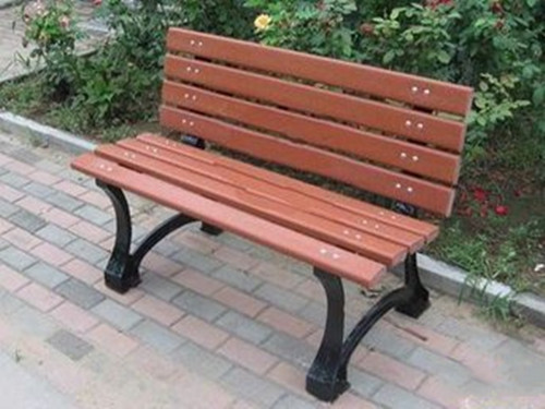 平涼長凳定做-買優惠的平涼公園椅來志誠塑木