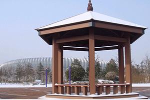 西安集成房屋价格-哪里能买到质量好的榆林塑木护栏