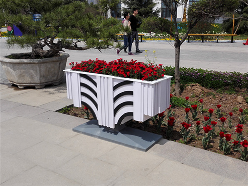 西安塑木花箱价格-想买销量好的绵阳花箱,就到志诚塑木