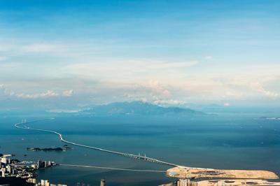 想要有保证的跨海大年夜桥
