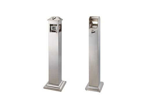 绵阳座椅式保洁员工具箱价格-志诚塑木提供销量好的绵阳灭烟柱