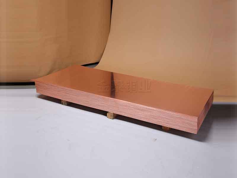 铜板 温州专业的T2紫铜板生产厂家