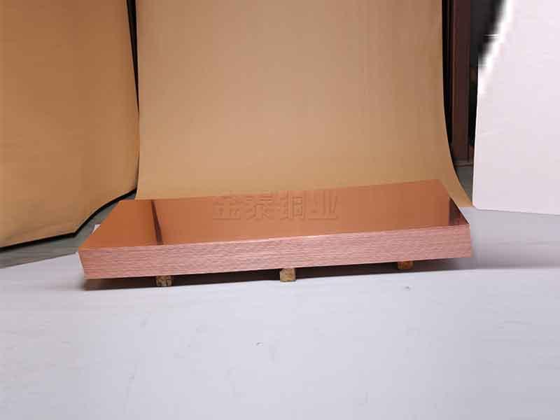 T3紫铜板公司-哪儿能买到实用的T2紫铜板呢