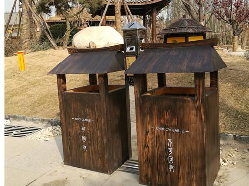 咸阳不锈钢垃圾桶定做-陕西耐用的咸阳垃圾箱