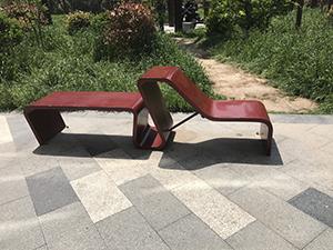 安康园林座椅定做-西安哪里有供应口碑好的安康公园椅