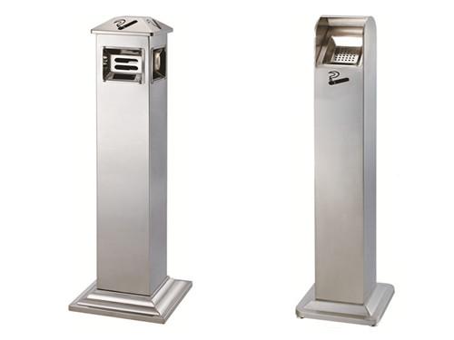 西安座椅式环卫工具箱定制-供应西安划算的咸阳灭烟柱