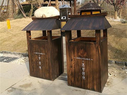 西安垃圾桶|西安高質量的鄂爾多斯垃圾桶_廠家直銷
