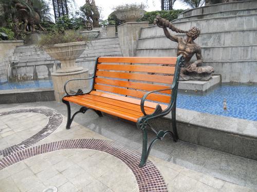 太原塑木座椅定制廠家-推薦西安實用的太原公園椅