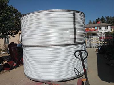 常州保温水箱厂家_宿迁哪里有优良的圆形水箱供应