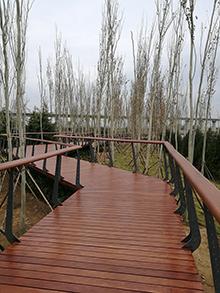 銅川塑木地板