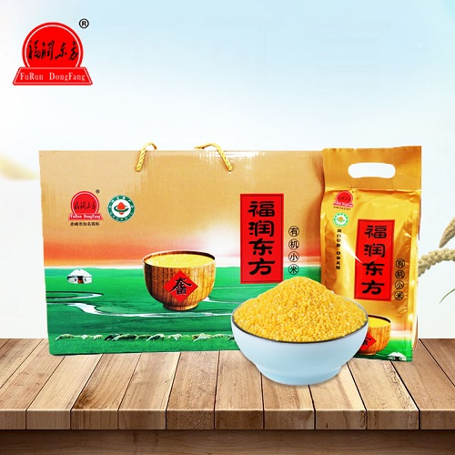 福潤東方小米加盟_赤峰供應不求的精品福潤東方小米批售