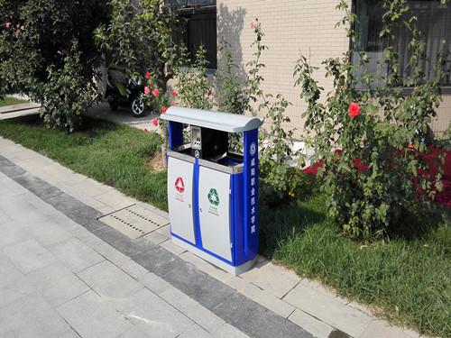 延安凉亭|高性价延安垃圾箱供销