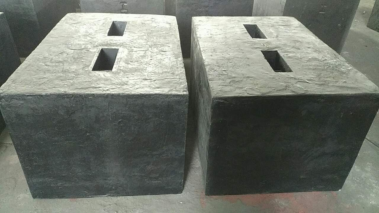 潍坊配重块-资深的大吨砝码服务推荐