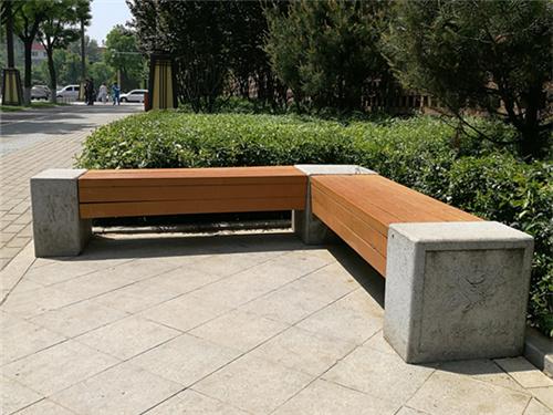 西安园林椅厂家|西安划算的北京公园椅,认准志诚塑木