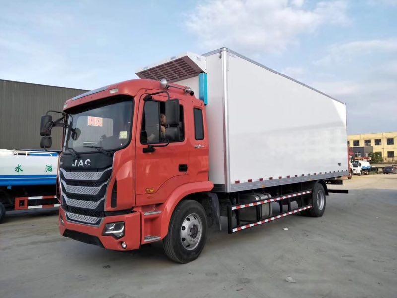 大型冷藏车供货厂家-优良的江淮格尔发中型冷藏车推荐