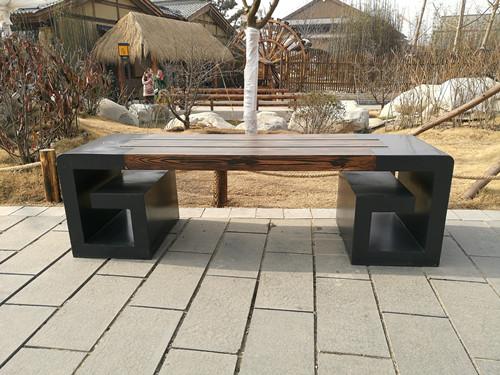 陕西公园椅定制厂家-高质量的延安公园椅推荐