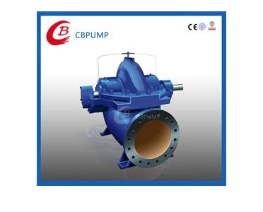 湘潭单级中开泵供应商_专业的XS新型单级双吸水平中开式离心泵福斯水泵泵业供应