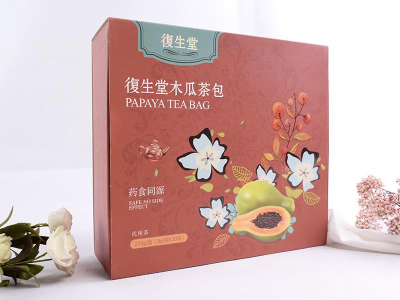 復生堂木瓜茶包、豐胸茶品牌-哪里有供應超值的復生堂木瓜茶包