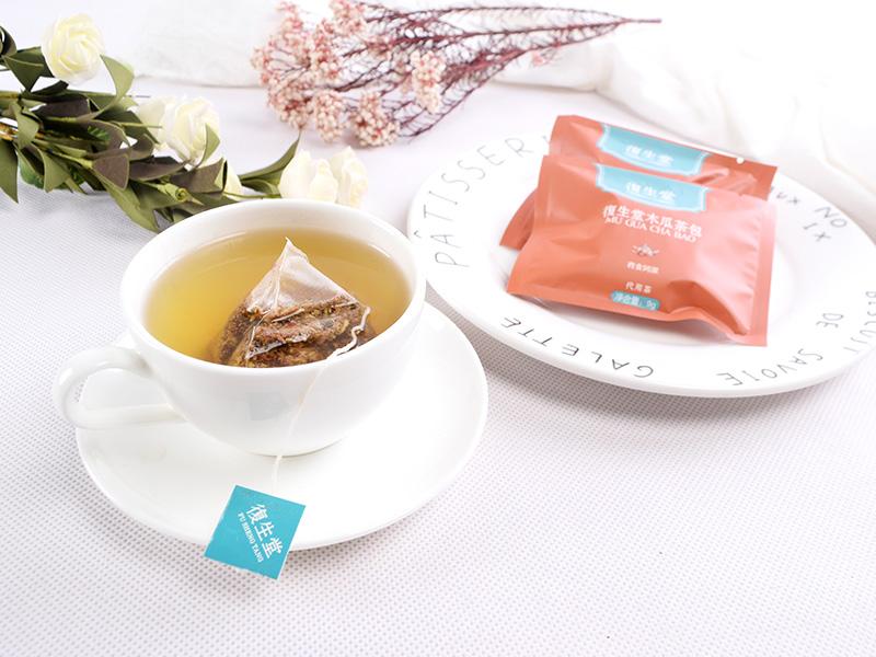 復生堂木瓜茶包、丰胸茶供应商-泉州销量好的復生堂木瓜茶包批发供应