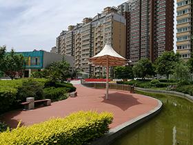 河南PVC共挤塑木地板安装-优惠的洛阳塑木地板志诚塑木供应