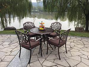 洛阳户外公园椅价格-力荐志诚塑木超值的洛阳公园椅