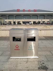 洛阳环保垃圾桶定制厂家_价格优惠的洛阳垃圾桶推荐