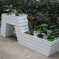 河南PVC发泡花箱批发-有品质的洛阳花箱哪里有供应