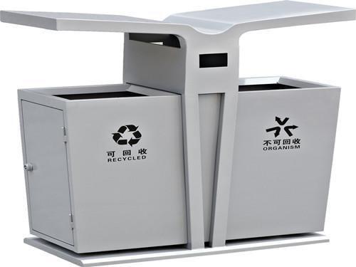 鄭州3立方鉤臂式垃圾車定做-西安鄭州垃圾箱哪家好